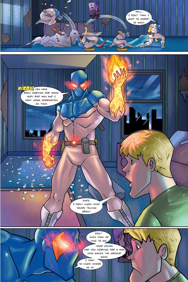 Frost Fire issue 4 page 18
