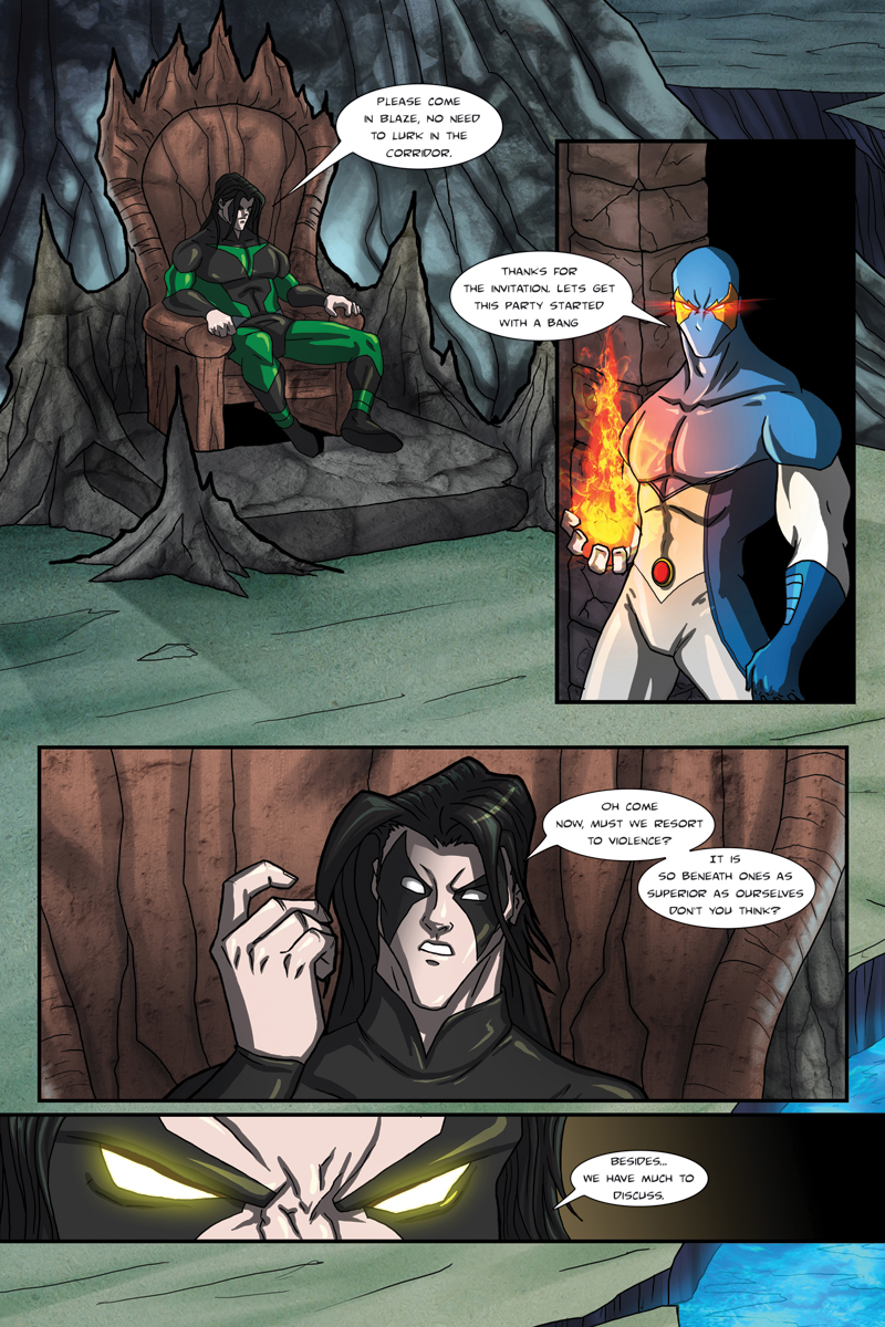 Frost Fire issue 5 page 10