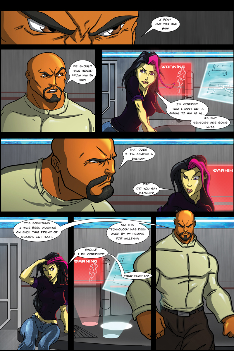 Frost Fire issue 5 page 11