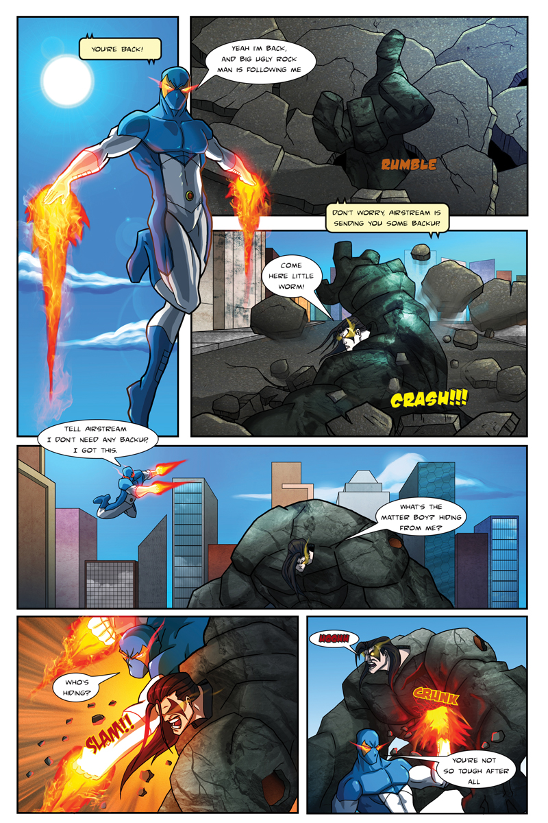 Frost Fire issue 5 page 18