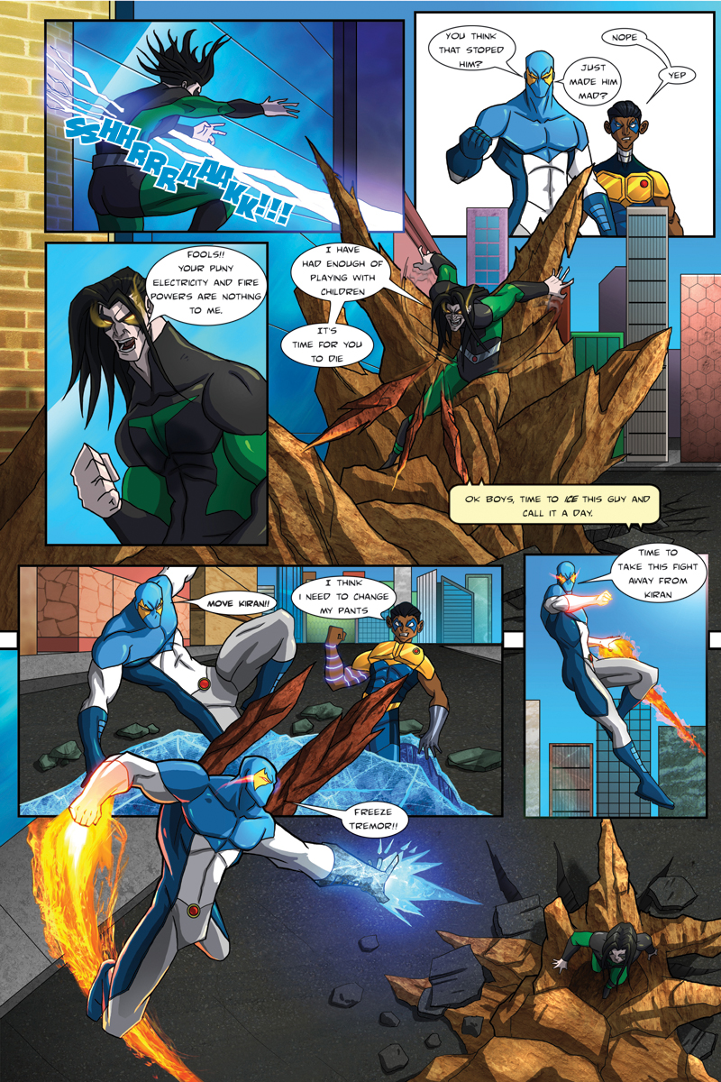 Frost Fire issue 5 page 22